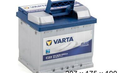 Batterie VARTA